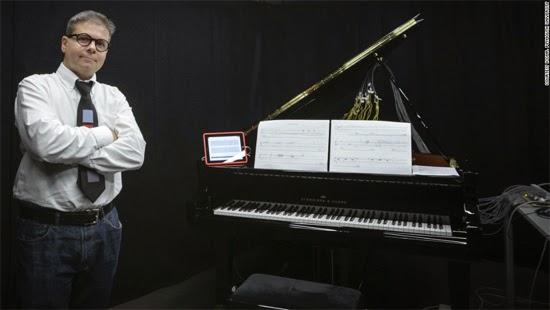 Eduardo Miranda - música com fungos