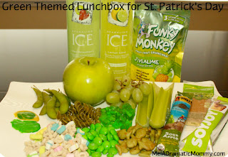 St Patrick's Lunchbox