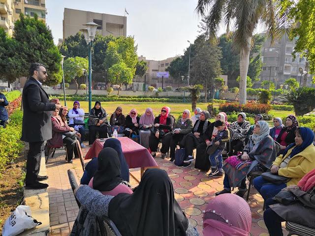 دكتور أحمد عبد الهادي في ضيافة جمعية سحر الحياة