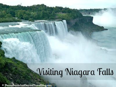 Niagara Falls State Park in New York