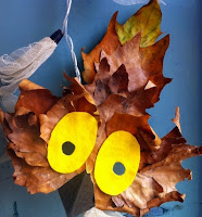 http://www.manualidadesinfantiles.org/mascara-de-buho-con-hojas-secas