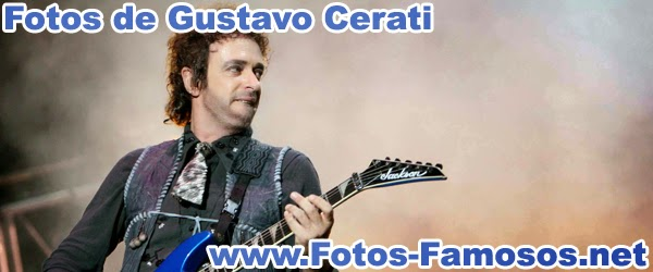 Fotos de Gustavo Cerati