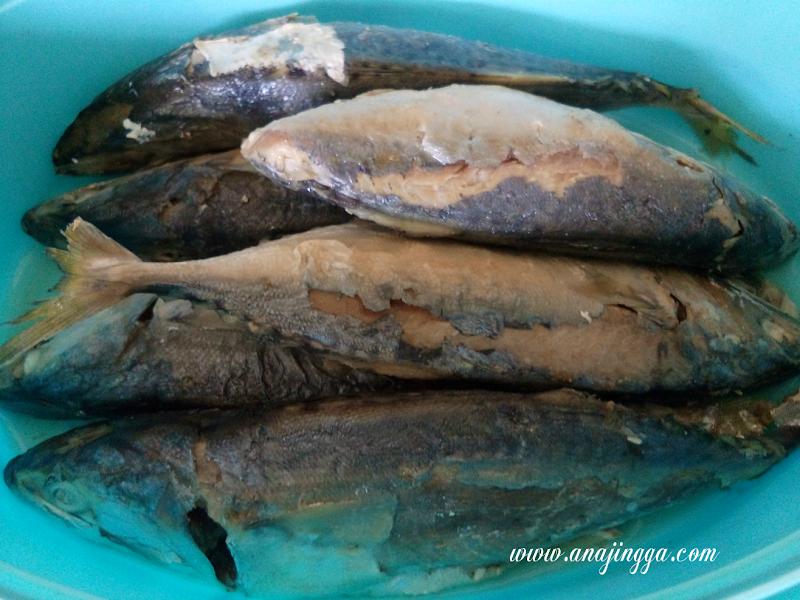 Ikan Rebus Teluk Intan Yang Lejen