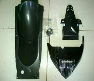 Accessories Modifikasi Motor Jupiter Mx