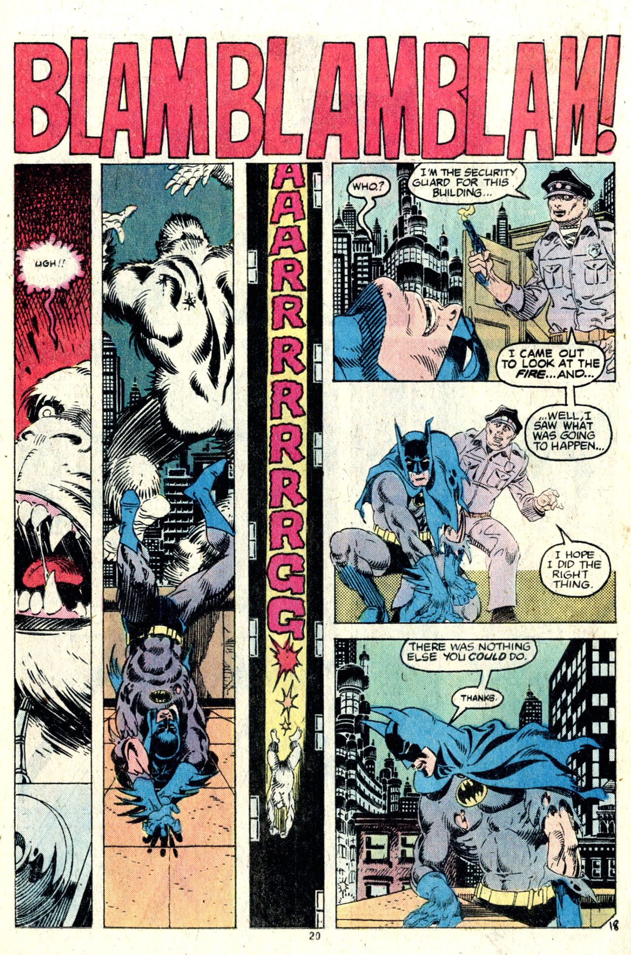 Detective Comics (1937) 482 Page 20