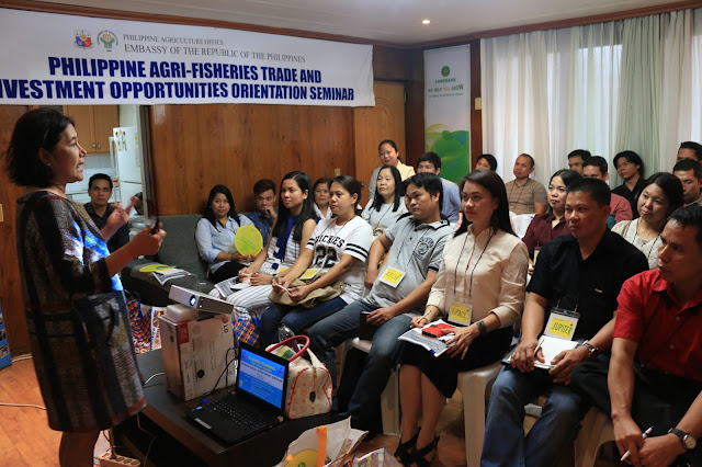 OWWA Baking Class Graduates Attended Business Planning For Home Bakery And Agricultural Investment Seminar in Seoul