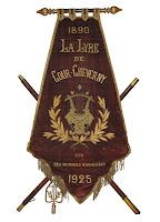 Bannière de la Lyre de Cheverny et Cour-Cheverny - 2