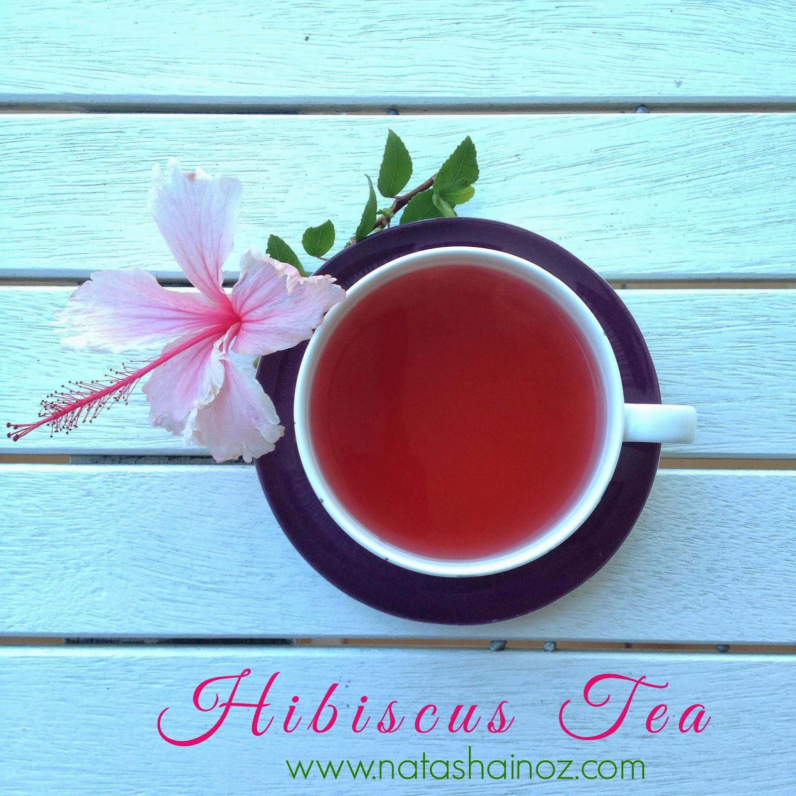 Hibiscus Tea for Health and Wellbeing