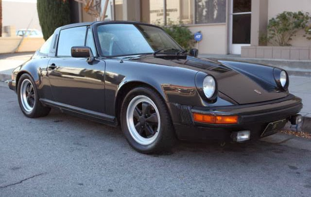 1980 porsche 911 targa black metallic buy classic volks. Black Bedroom Furniture Sets. Home Design Ideas