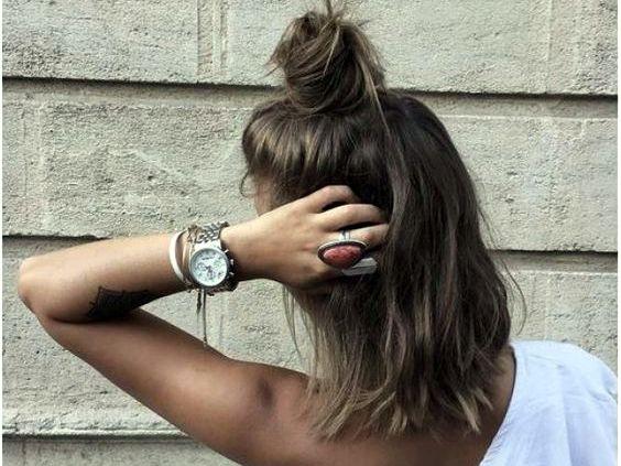 peinados 2017-rollos-rodetes