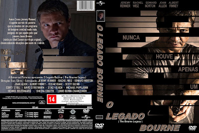 O Legado Bourne Torrent (The Bourne Legacy) Legendado - (2012)