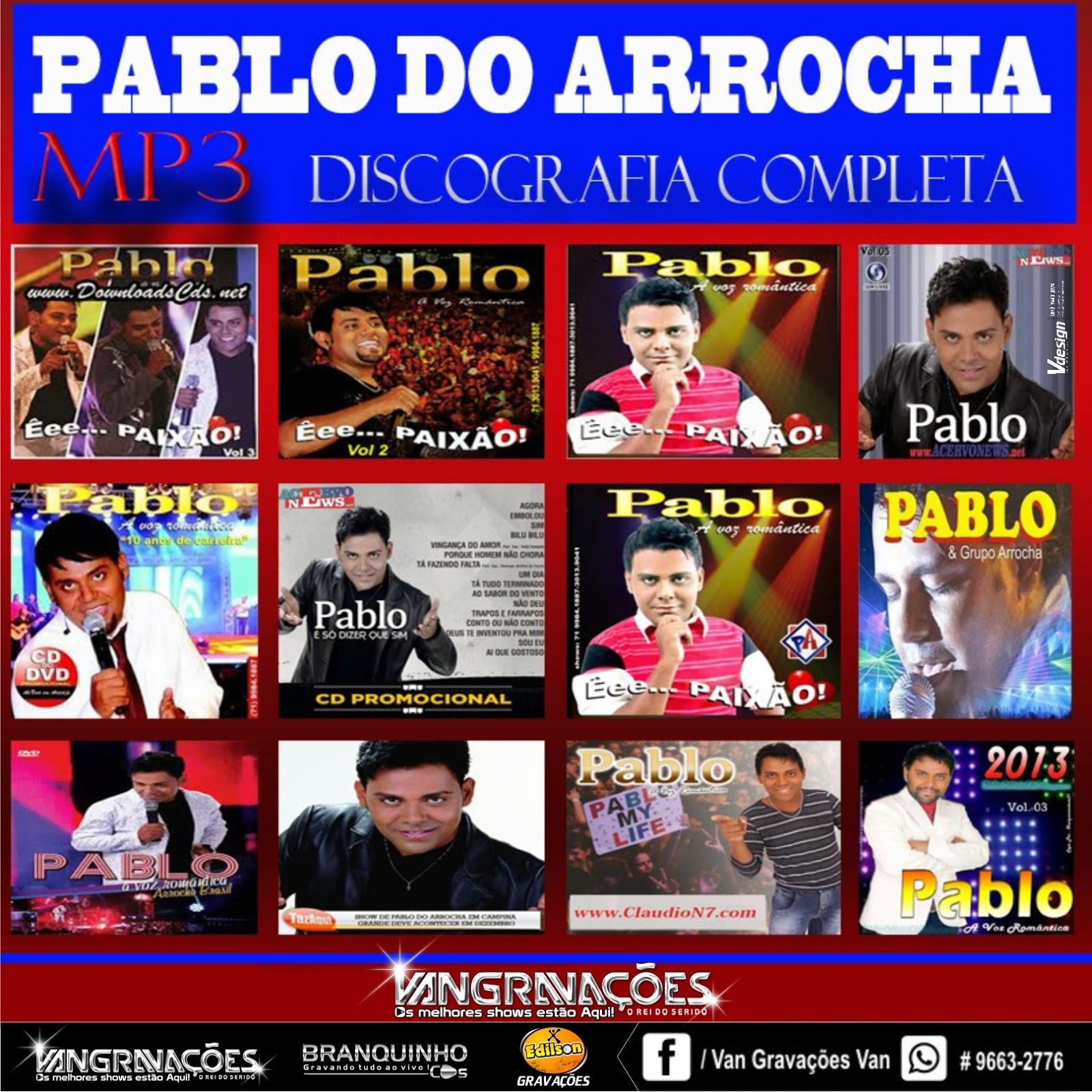 2009 BAIXAR ARROCHA PABLO GRUPO
