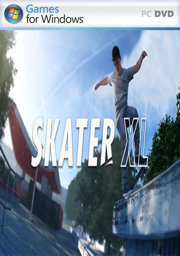 Skater XL PC Cover