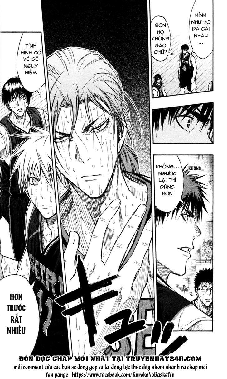 Kuroko No Basket chap 165 trang 19