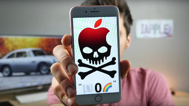 Bug no iOS pode travar iPhones e iPads com uma simples mensagem