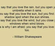 Shakespeare Quotes from Romeo and Juliet Love to be or not to be