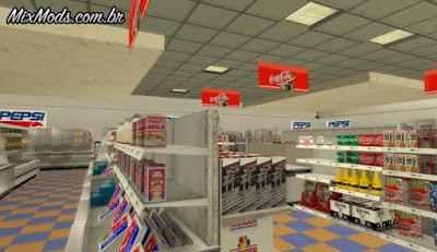 gta sa lojas com produtos de 1992