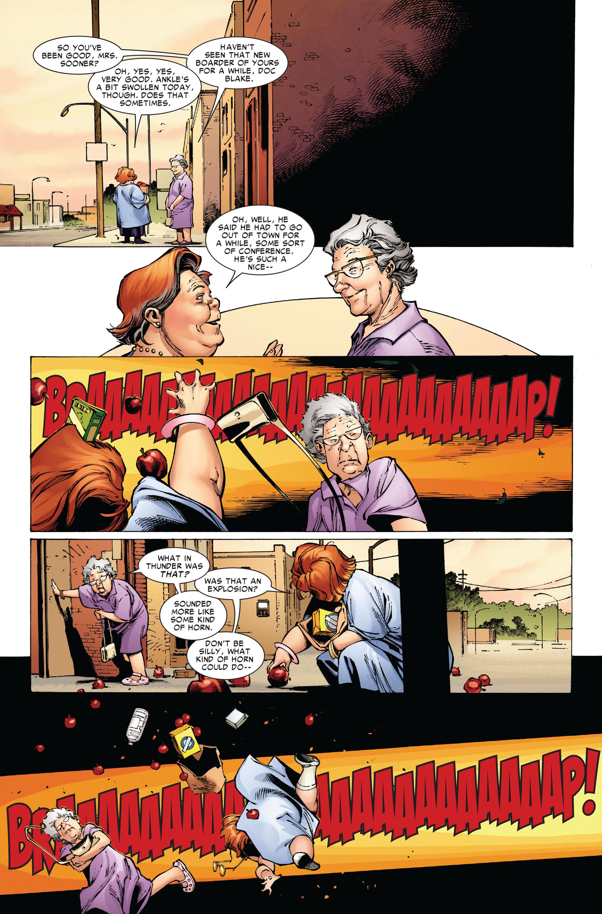 Thor (2007) Issue #10 #10 - English 17