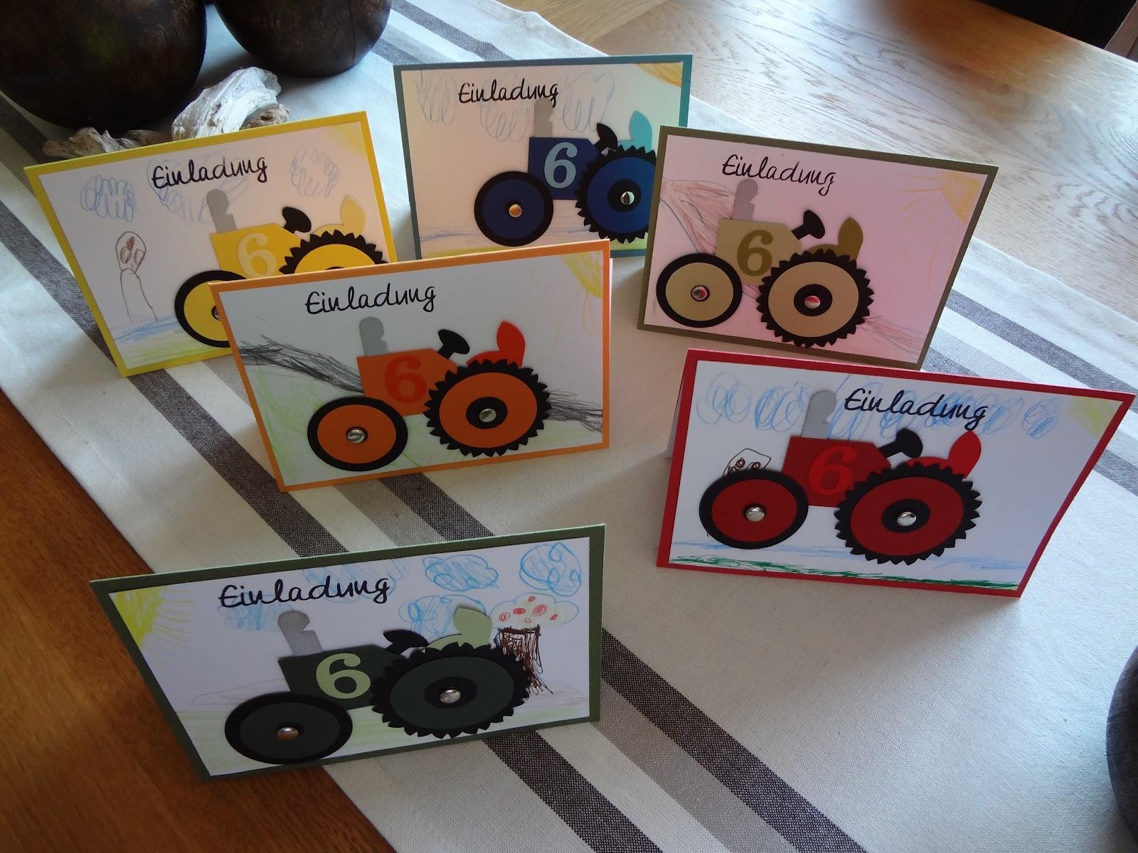 19 best einladung kindergeburtstag traktor