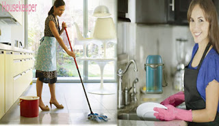 housekeeper occupation
