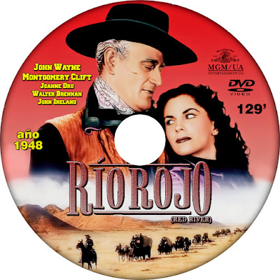 Rio Rojo (John Wayne) - [1948]