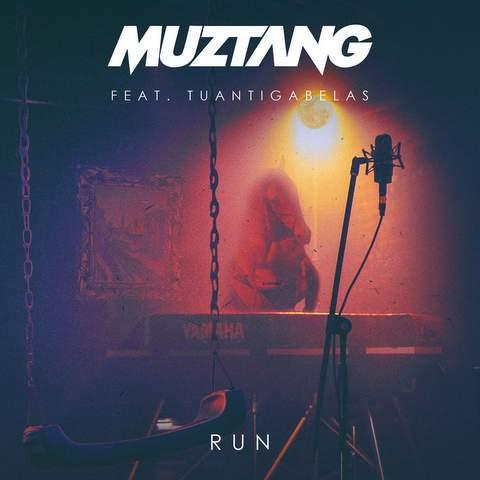 Lirik Lagu Muztang - Run feat. Tuantigabelas