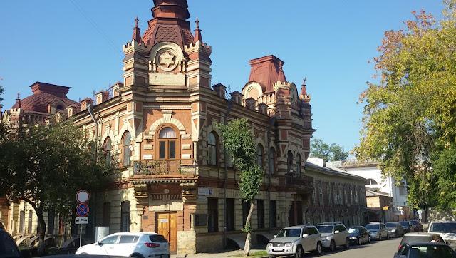 Kolej Transsyberyjska Irkuck