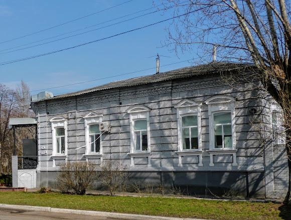 Слов'янськ. Будинок Проскурякова. 19 ст. Салон краси