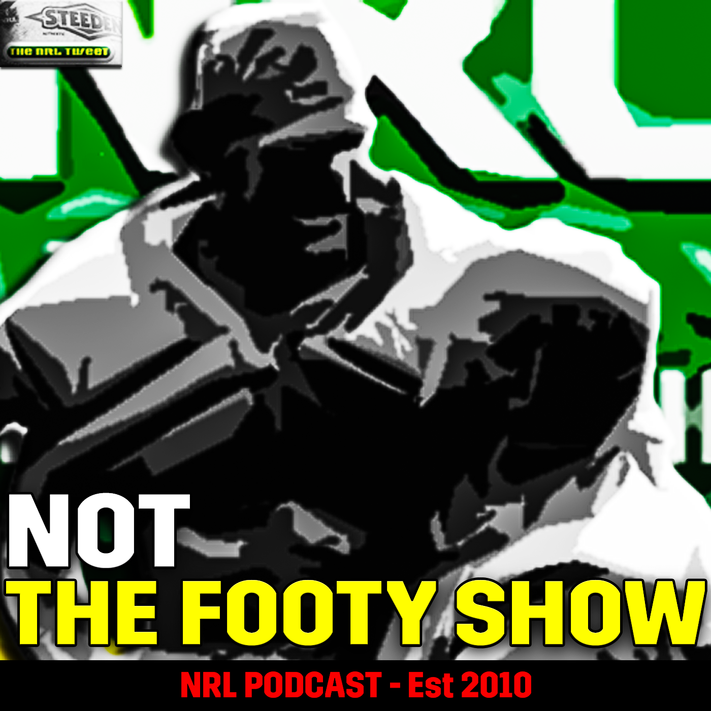 NOT The Footy Show - NRL Podcast