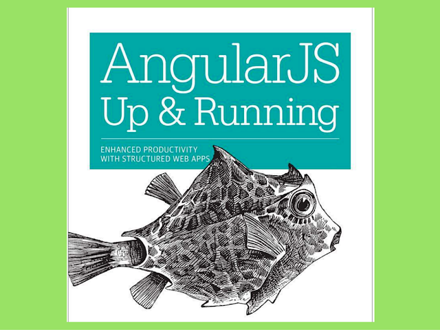 Angular JS: Up and Running Exclusive Book Review