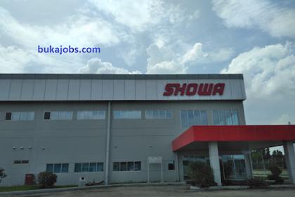 Lowongan Kerja PT Showa Indonesia Autoparts 2019