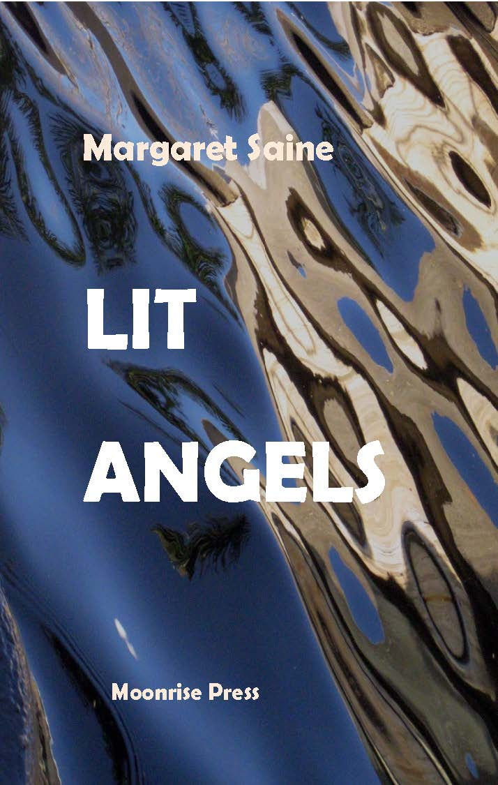 Lit Angels by Margaret Saine