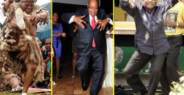 Jacobe Zuma vira rapper