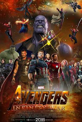 GOVIND FILMS PRESENT : Avengers Infinity War (2018) Hindi