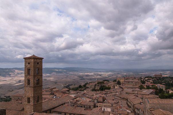 Volterra, Tuscany-Italy