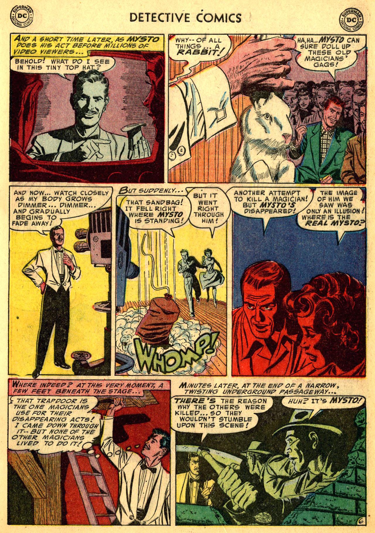 Read online Detective Comics (1937) comic -  Issue #205 - 39