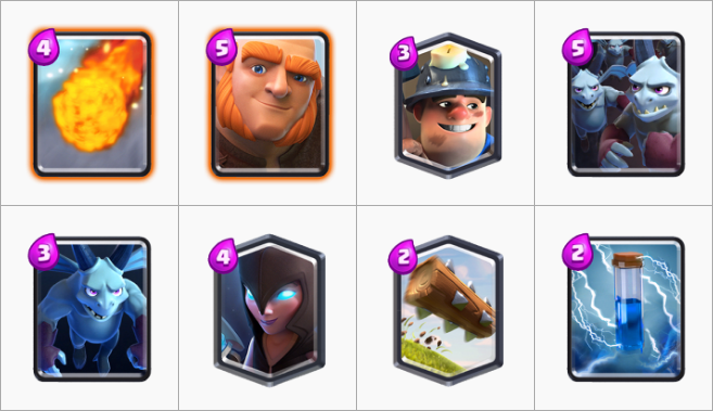 The Best Clash Royale Arena 8 Frozen Arena Deck Strategies