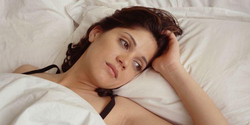Kadınlarda uykusuzluk neden olur?