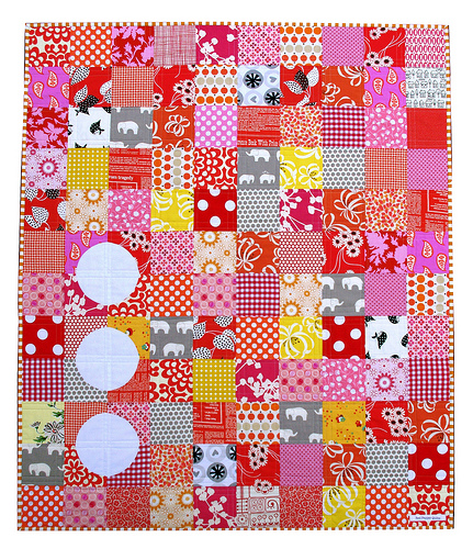 Red Pepper Quilts: Triple O
