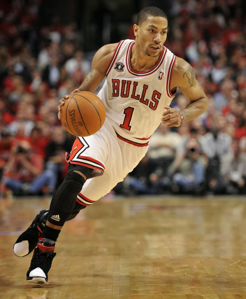 cbfec72cb46e Touch Em All Sports  Derrick Rose and the Future of the Chicago Bulls