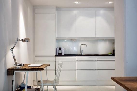 75mq minimal chic blog di arredamento e interni for Appartamento minimal