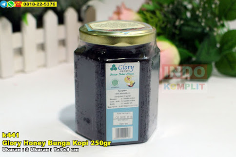 Glory Honey Bunga Kopi 250gr