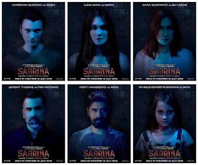 Film Sabrina 2018