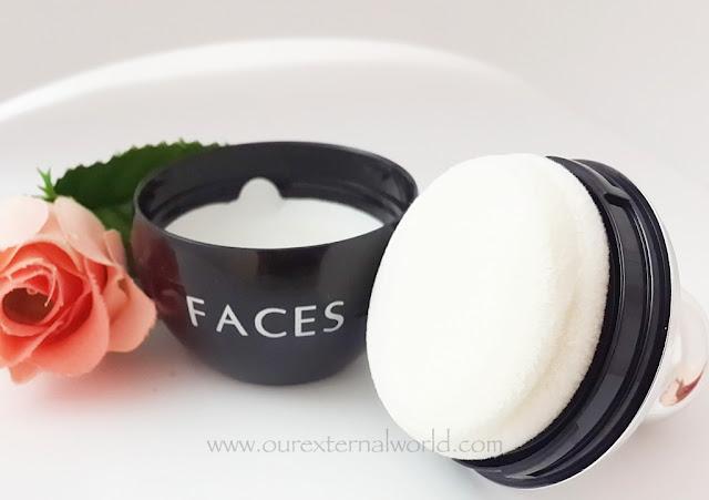 FACES Ultime Pro Mineral Loose Powder - Review, Swatches