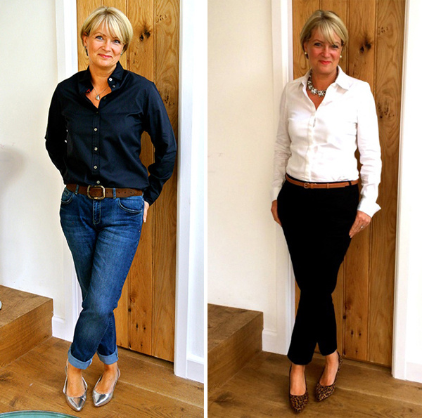 Looks confortáveis para mulheres acima dos 50 anos 45049d6e92c