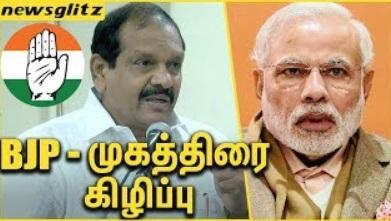 Peter Alphonse unmasks BJP government | Latest Speech