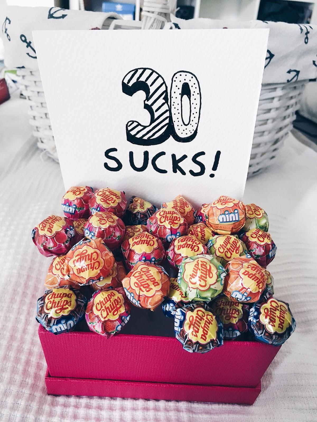 Survival Kit Zum 30 Geburtstag
