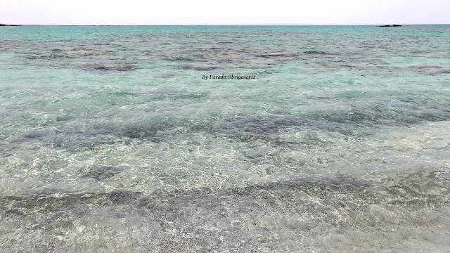 Kedrodasos Beach - Creta, Grécia