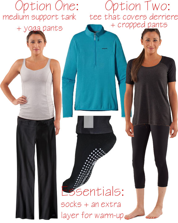 0b548a4404 Savoir-Flair  What to Wear to Pure Barre