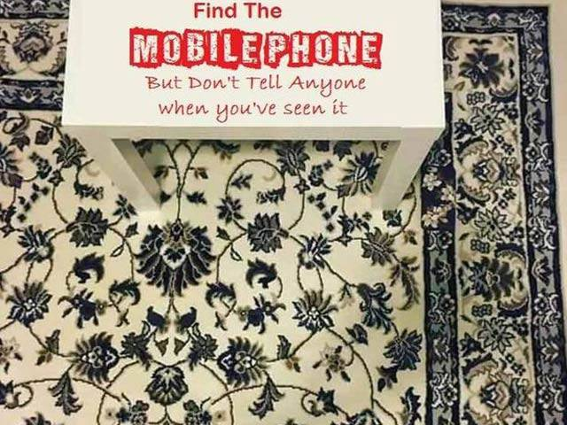 Find the Mobile Phone